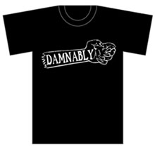 Damnably T-Shirt [Merch] | £10.00