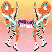 Pop Tune – Shonen Knife DAMNABLY019 | [CD] | £7.99