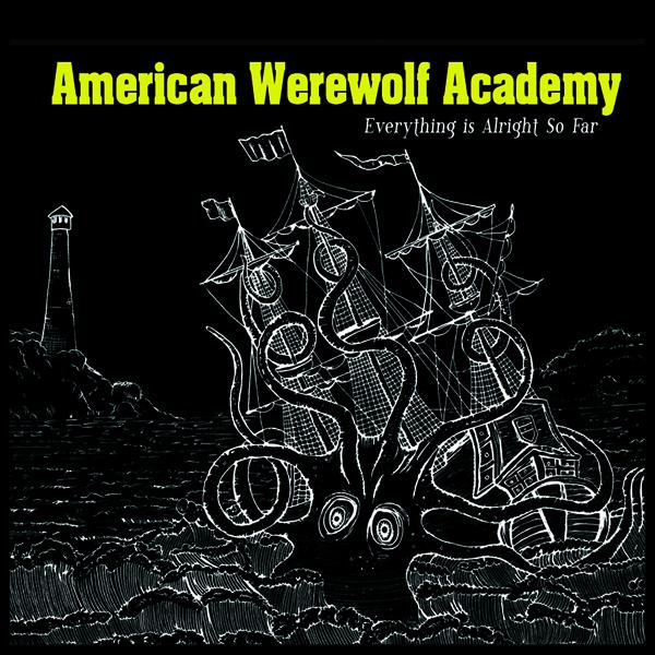 American Werewolf Academy Damnably