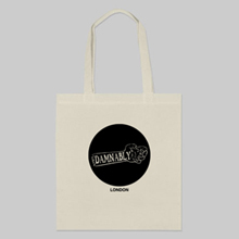 Damnably Tote Bag MERCH | £4