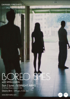 Bored Spies – 2 Jun 13