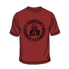 American Werewolf Academy T-Shirt